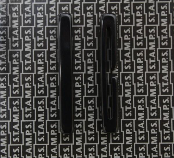 S.T.A.M.P.S. - Belta Add Kit - Einzelnes Vergrößerungs-Glied - schwarz S 5mm