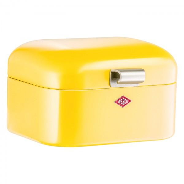 Wesco - Vorratsdose Aufbewahrungsbehälter Mini Grandy - lemonyellow gelb