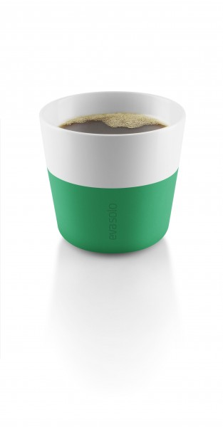 Eva Solo - Becher-Set - Kaffeetassen Lungo 2er-Set - jolly green