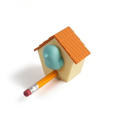 Invotis - GamaGo - Spitzer Vogelhaus - Birdhouse Pencil Sharpener