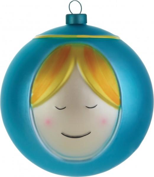 Alessi - Weihnachtskugel - Maria - Madonna