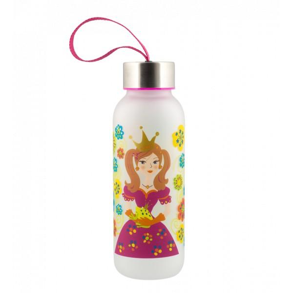 Pylones - Trinkflasche Happy Glou Small 500ml - Princess
