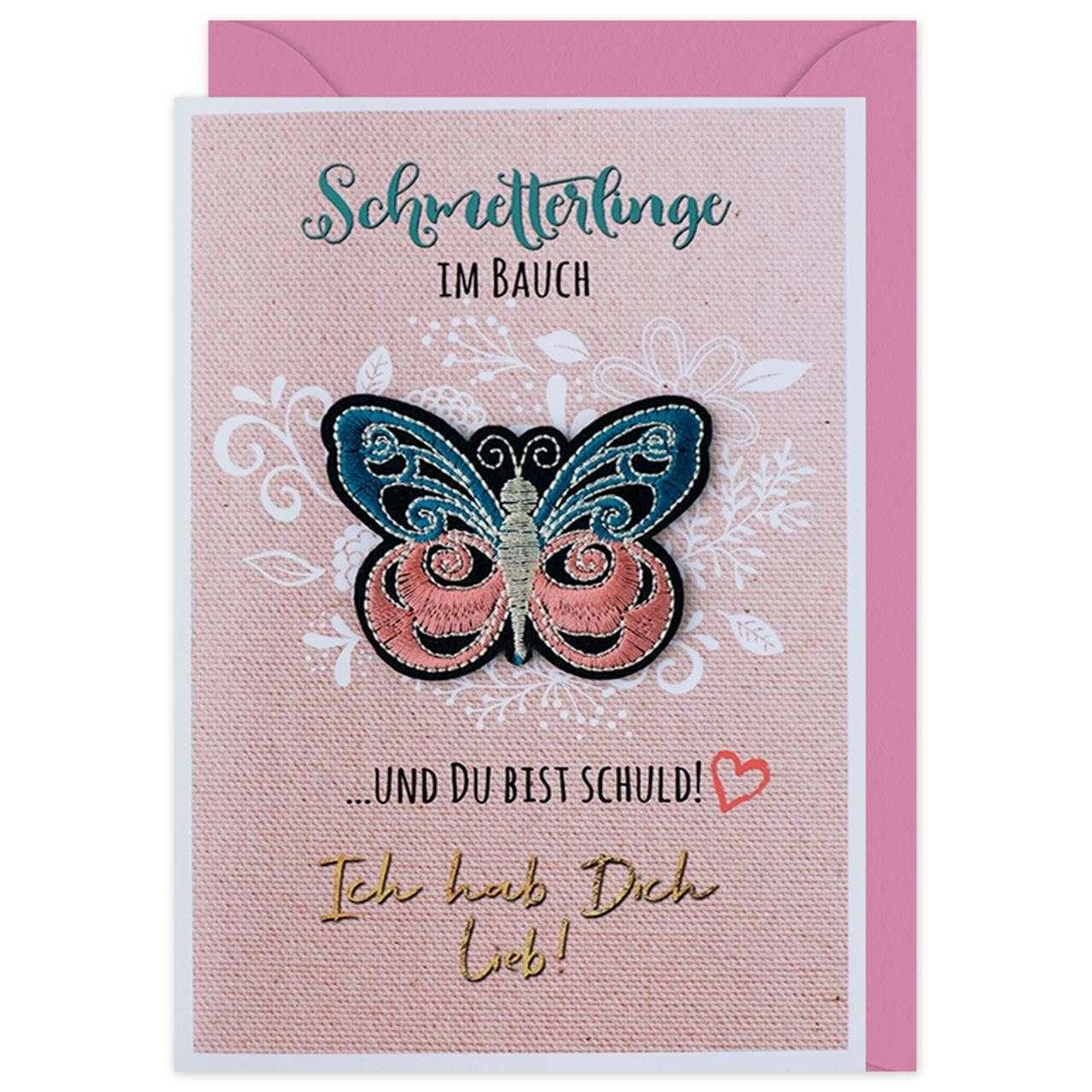 Schmetterlinge im bauch lustige bilder