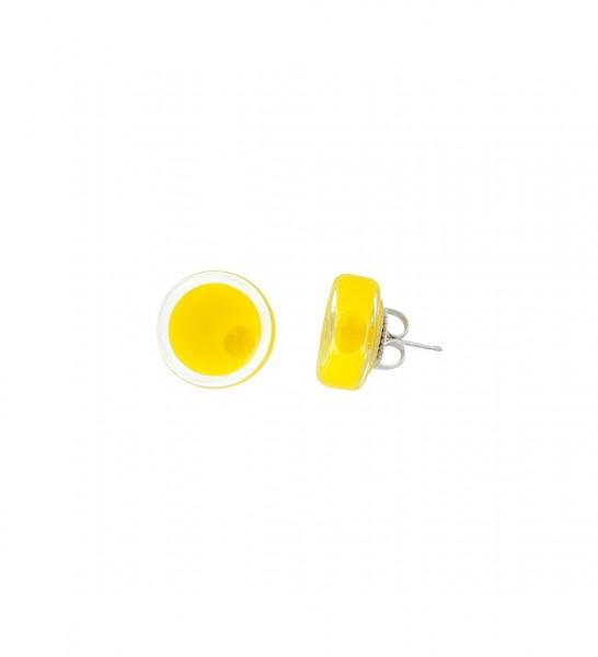 Pylones - Ohrstecker - Clou Cachou Milk - gelb