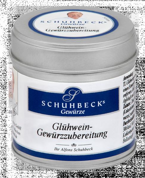 Schuhbecks Gewürze - Gewürzmischung - Glühwein-Gewürzzubereitung 45 Gramm