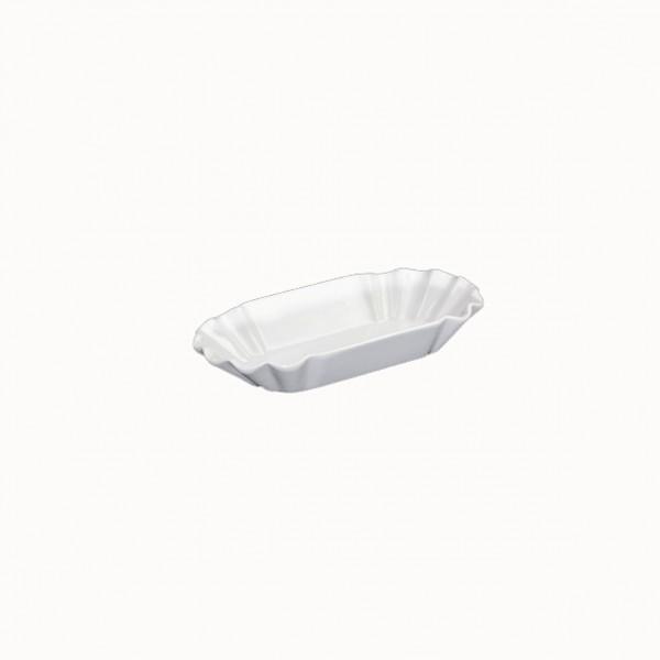 Pommes-Schale aus Porzellan - Bowl - 15 cm