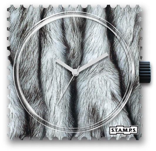 S.T.A.M.P.S. - Uhr - Grey Fur - Stamps