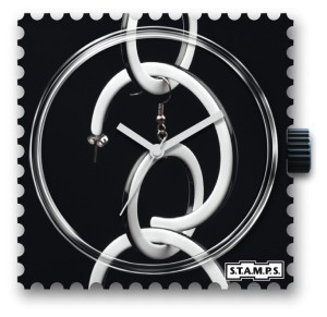 S.T.A.M.P.S. - Uhr - Mademoiselle - Stamps