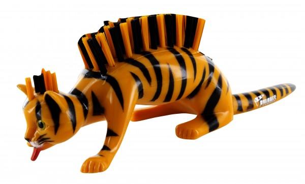 Pylones - Nagelbürste - Katze - Caty Chat - Tiger