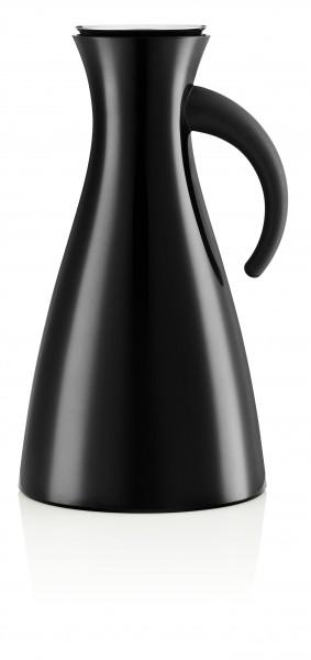 Eva Solo - Kaffee-/Teekanne - Isolierkanne 1 Liter - Schwarz