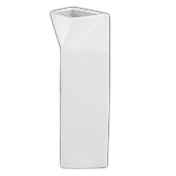 Milchkännchen - Milchtüte aus Porzellan - 1,1 Liter