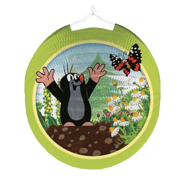 Papier-Laterne - Little Mole - Der kleine Maulwurf - 25 cm