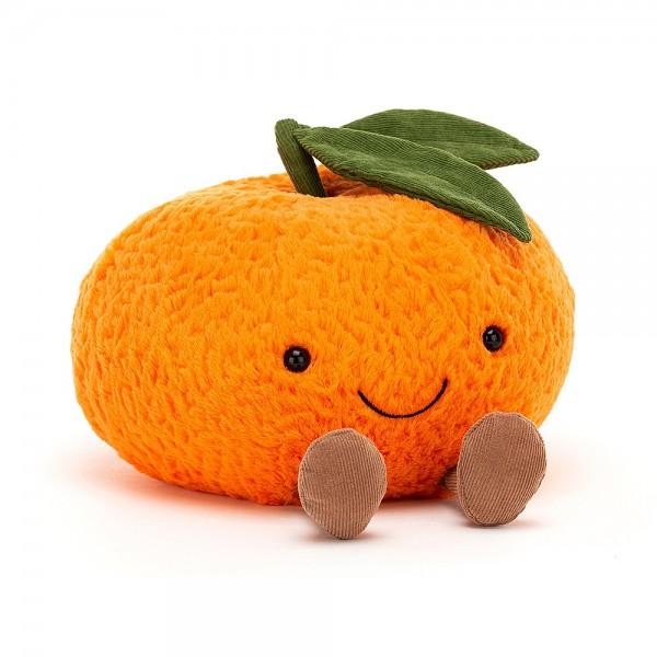 Jellycat - Kuscheltier Stofftier Spielzeug Klementine Mandarine - Amuseable Clementine