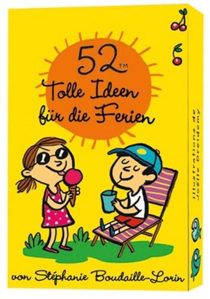 Spielkarten - 52 tolle Ideen für die Ferien