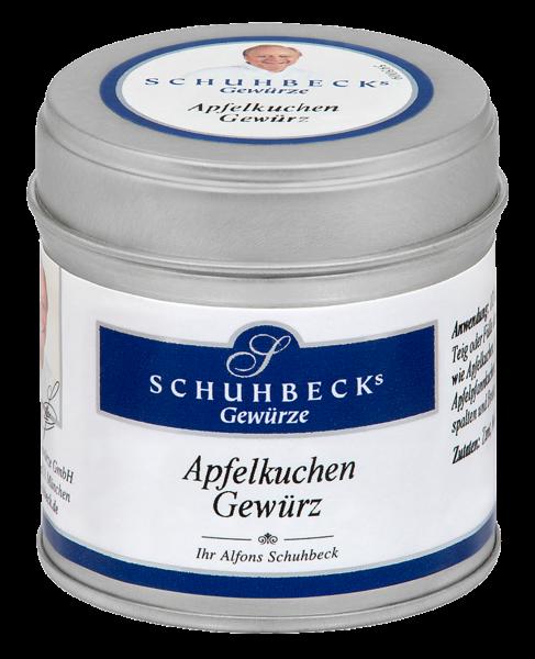 Schuhbecks Gewürze - Gewürzmischung - Apfelkuchen Gewürz - 45 Gramm