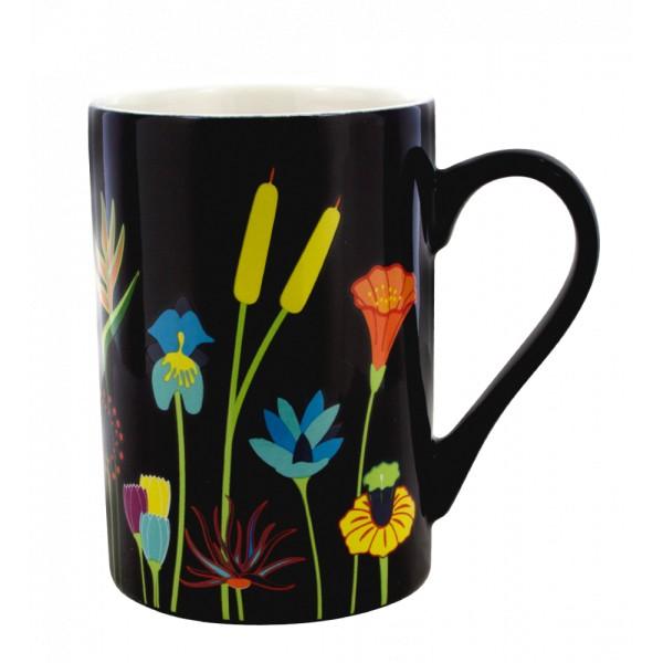 Pylones - Tasse Becher Kaffeetasse - Schluck - Jardin Fleuri