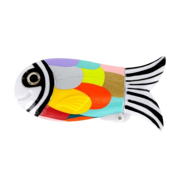 Pylones - Zahnstocherbehälter Fish Case - Scale