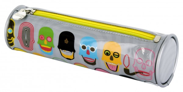 Pylones - Mäppchen - Stift-Etui - Pencil Case Large - Skull