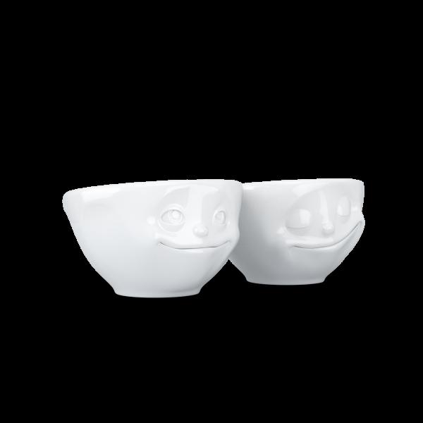 TV Tassen - Dip-Schälchen - Kleine Schalen 100 ml - verträumt & glücklich