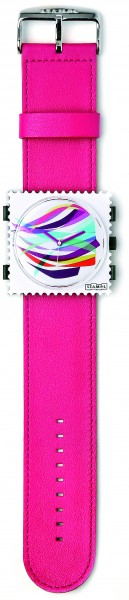 S.T.A.M.P.S. - Armband Hot Pink - ohne Uhr - Stamps