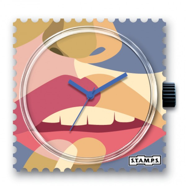 S.T.A.M.P.S. - Uhr - Face Art - Stamps