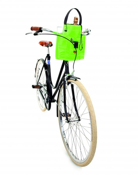 Donkey Products - Fahrradtasche für Lenkstange - Donkey Lady