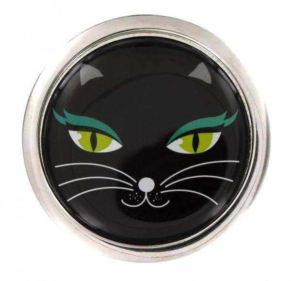 Pylones - Taschenaufhänger - Diner en Ville - Katze Black Cat