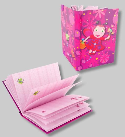 Pylones - Notizbuch groß - Akademic - Ladybird