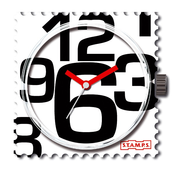 S.T.A.M.P.S. - Uhr - In good Times - Stamps