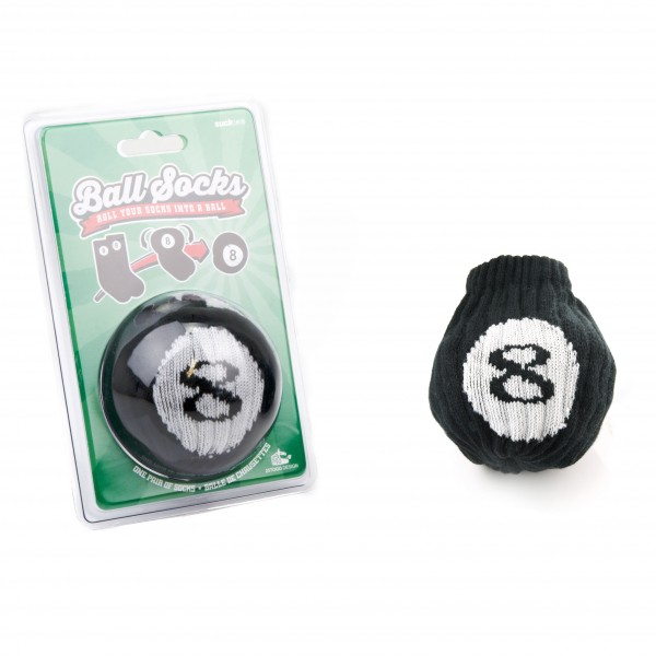 S.Uk - Socken Strümpfe 8 Ball Billard-Socken -Ball Socks Billard