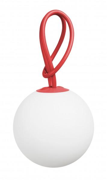Fatboy - Hängelampe Indoor Outdoor mit Schlaufe Bolleke - rot