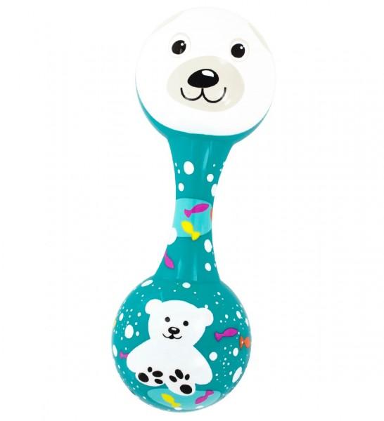 Pylones - Babyrassel - Kinderrassel - Chica Chica - Bear Bär