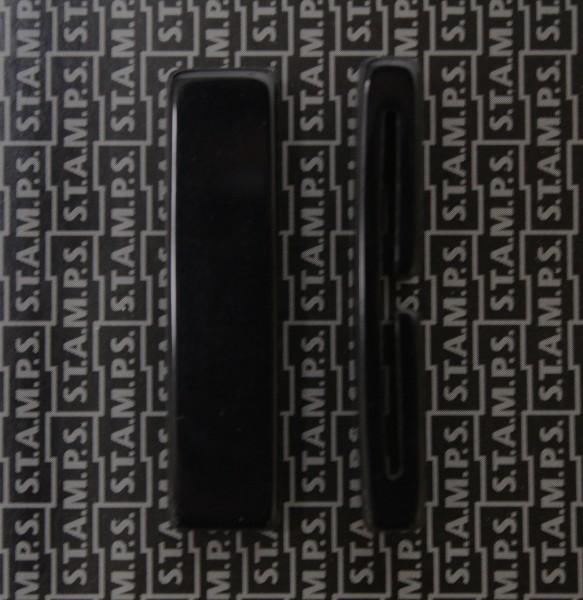 S.T.A.M.P.S. - Belta Add Kit - Einzelnes Vergrößerungs-Glied - schwarz M 10mm