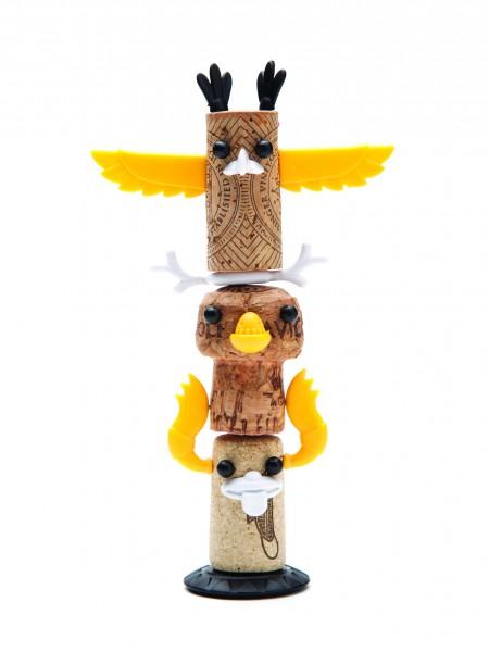 Monkey Business - Pin-Nadeln für Korkern - Corkers Totem