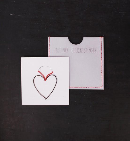 Mini Umschläge Mit Kleinen Karten – Piku