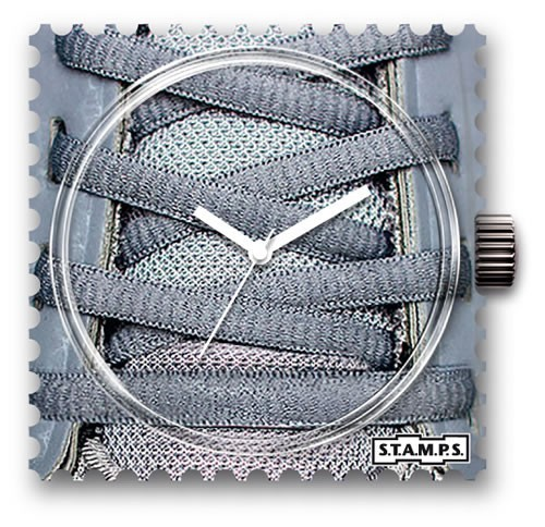 S.T.A.M.P.S. - Uhr Frogman - Sneaker - Stamps wasserdicht