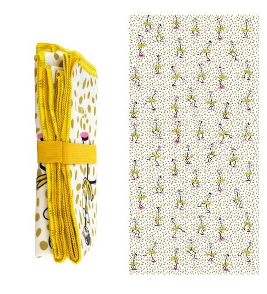 Pylones - Strandtuch Badetuch Mikrofaser - Body DS - Josephine