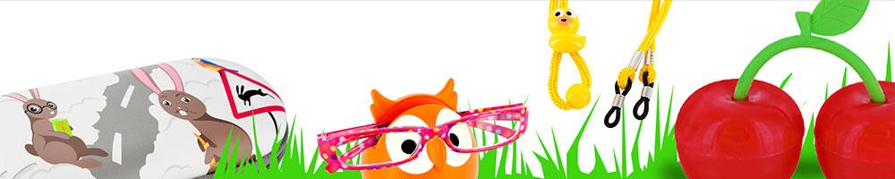 Pylones für Brillen & Augen