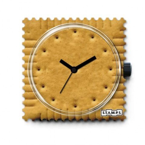 S.T.A.M.P.S. - Uhr - Cookie - Stamps